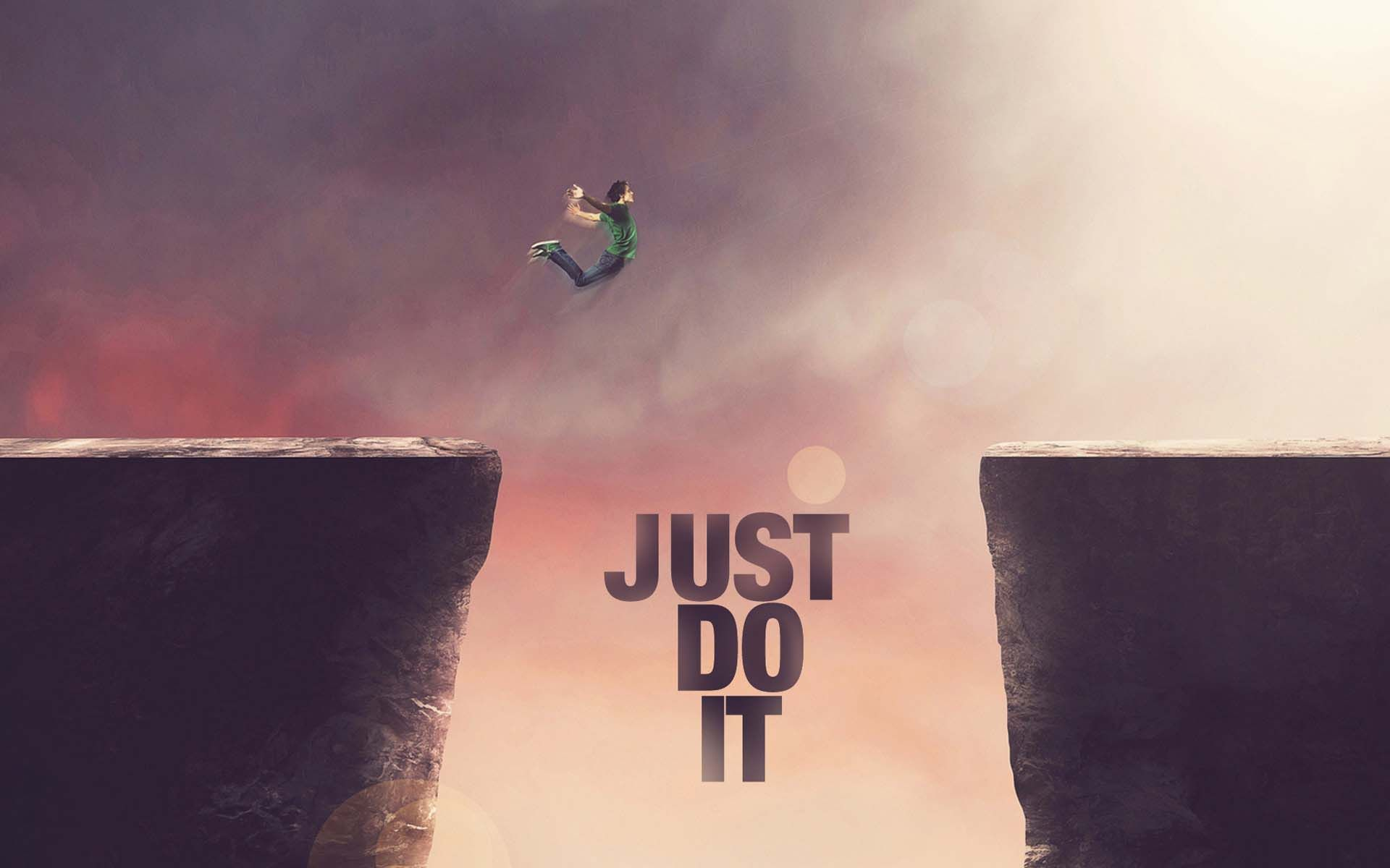 Just do it – AGIR et Passer à l'action