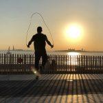 Corde à sauter: la pépite de l'entrainement