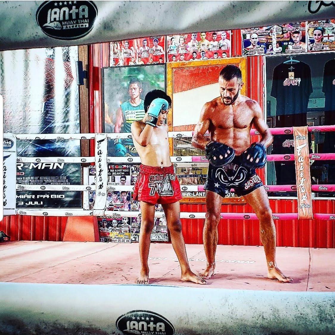 tour du monde des arts martiaux