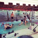 Camp Muay Thai et Mouvement