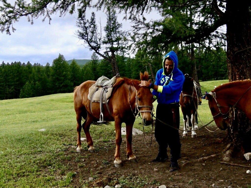 l'aventure nomade en Mongolie