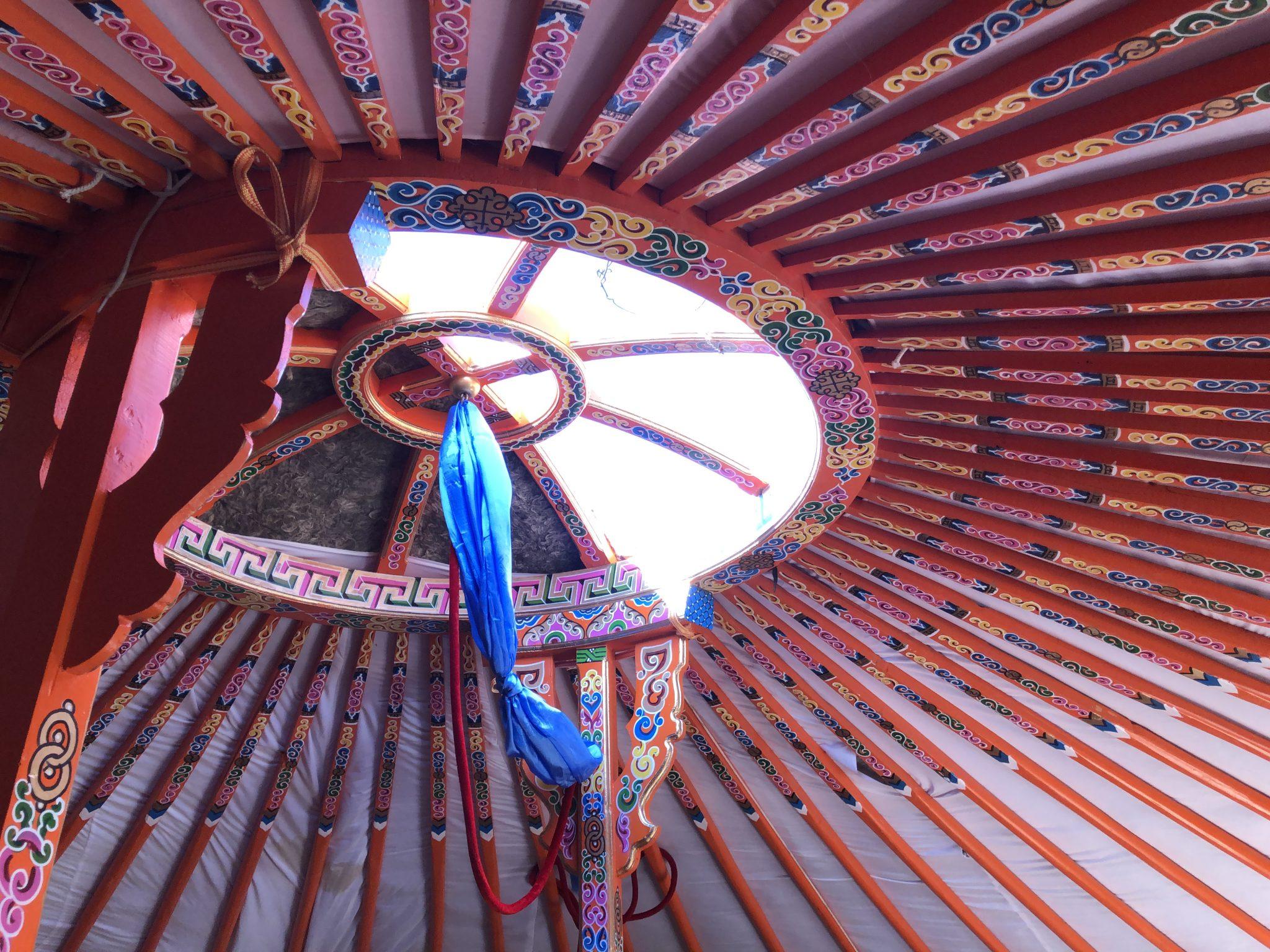 aventure nomade en Mongolie